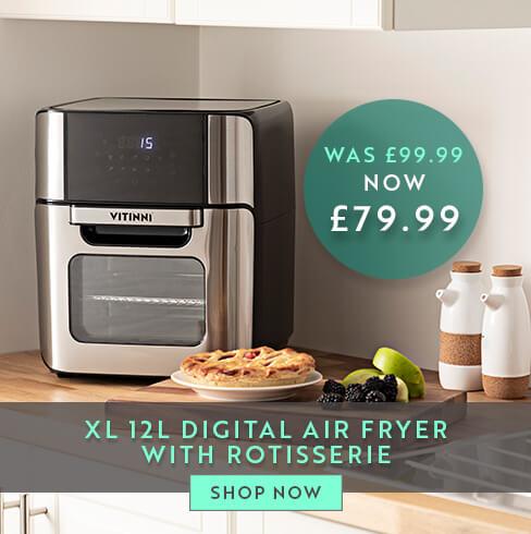 12L Digital Air Fryer