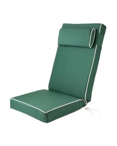 Luxury Recliner Cushion in Green