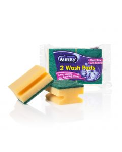 Minky Anti Bacterial Wash Pads