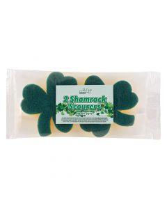 Minky Shamrock Scourers