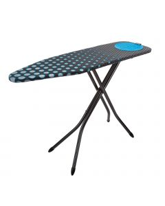 Minky Hot Spot Blue Ironing Board