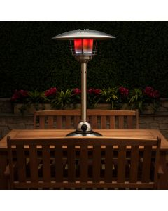 Fire Mountain Table Top Gas Patio Heater
