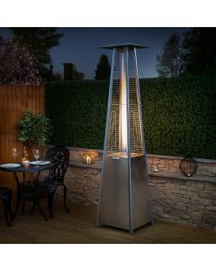 Fire Mountain Living Flame Gas Patio Heater