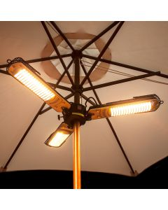 Fire Mountain Electric Parasol Heater