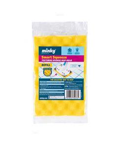 Minky Smart Squeeze Mop Refill