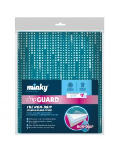 Minky Drip Guard Ironing Board Cover