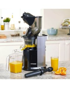 Vitinni Fruit and Vegetable Masticating Slow Juicer