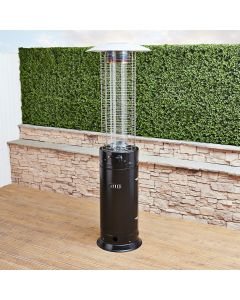 14 kw Inferno Flame Gas Patio Heater
