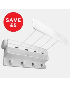 Minky 4 Line Retractable Airer